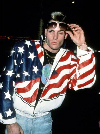 American Flag Jacket