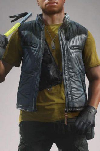 Battlefield Hardline Game Marcus Boone Vest