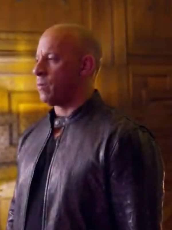 Dominic Toretto Black Jacket