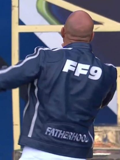 Fast and Furious 9 The Road To F9 Concert Jacket