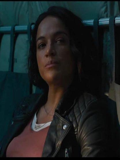 The Fast Saga Letty Ortiz Jacket