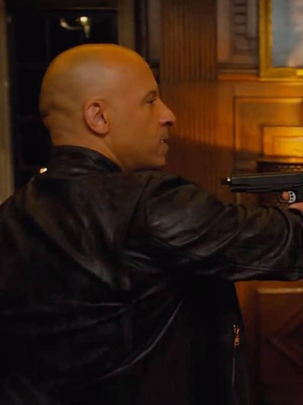 The Fast Saga Vin Diesel Jacket