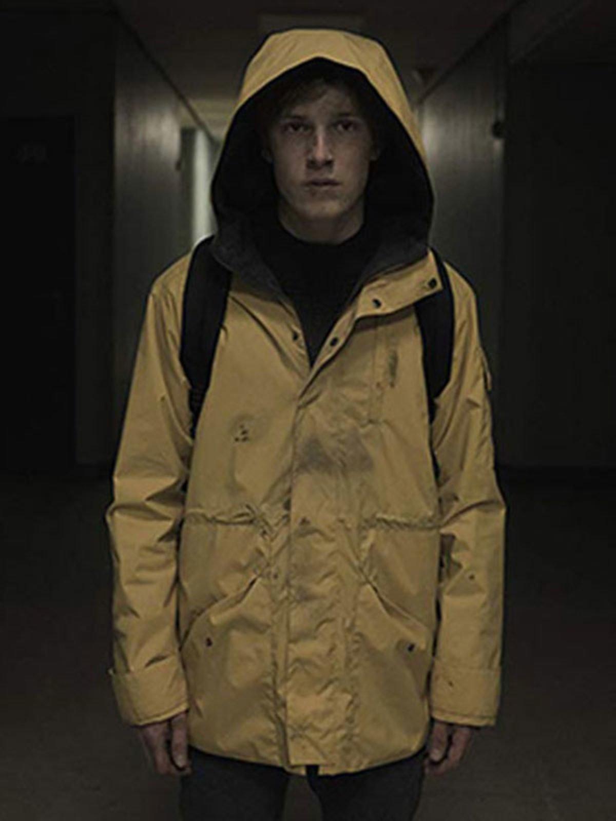 Dark Jonas Kahnwald Hooded Jacket