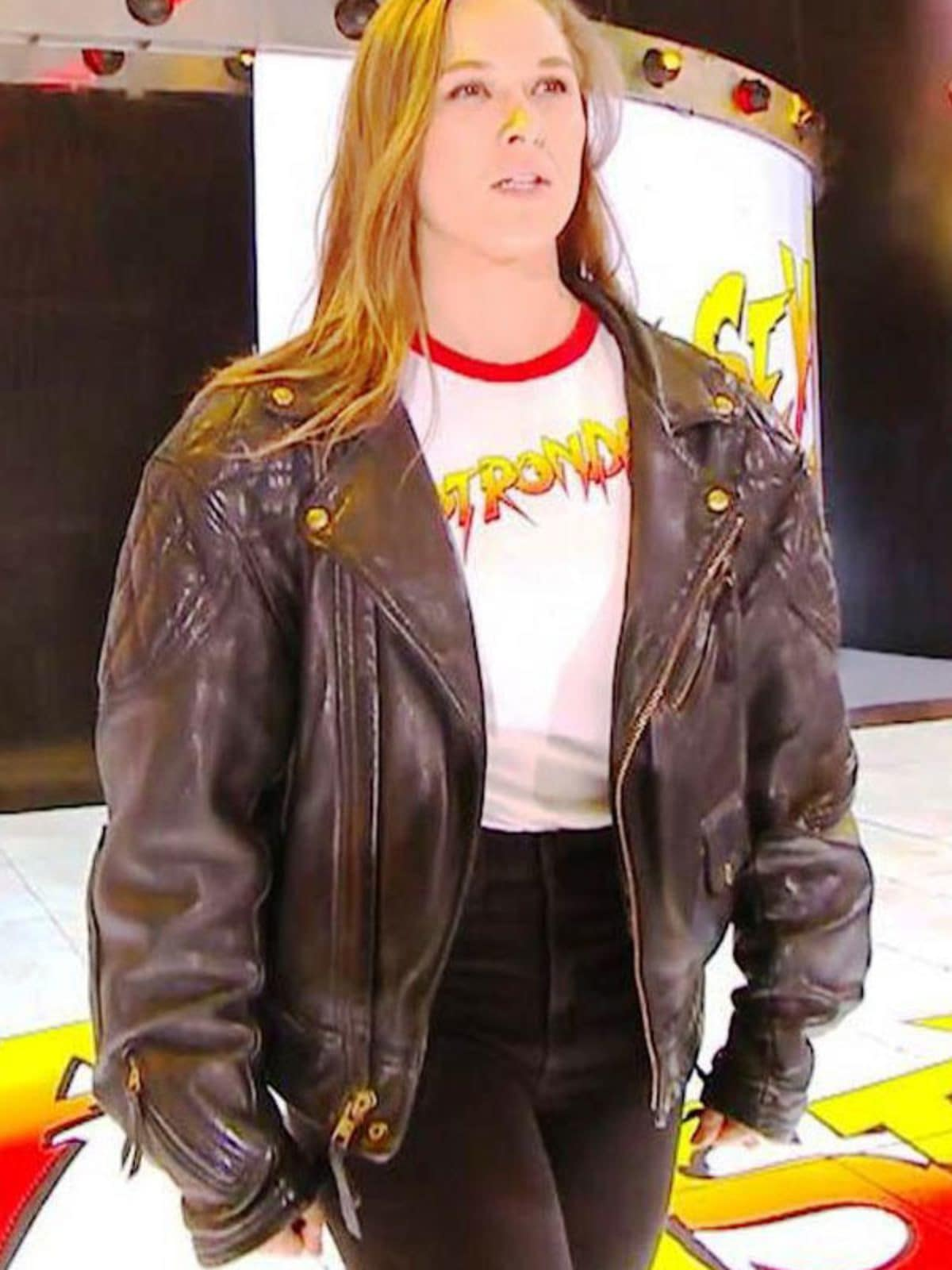 Royal Rumble Ronda Rousey Jacket