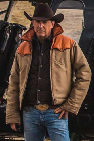 Yellowstone TV Show John Dutton Jacket