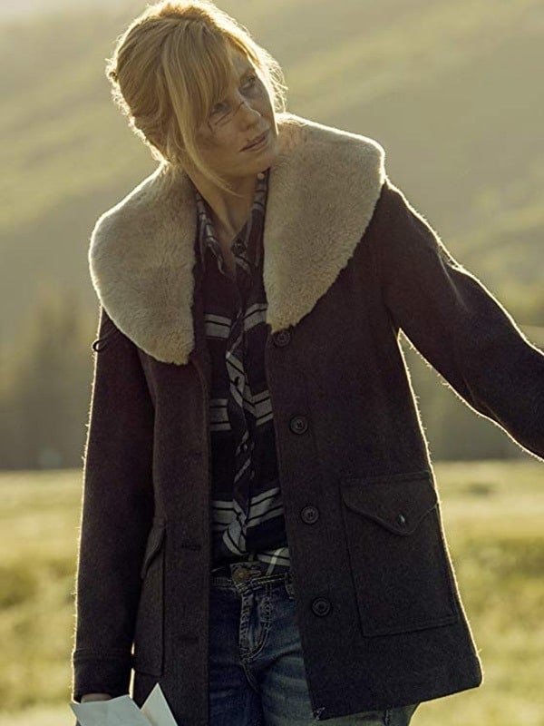 beth dutton fur coat