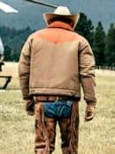jacket kevin costner yellowstone