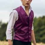 Aramis Knight Into the Badlands Vest