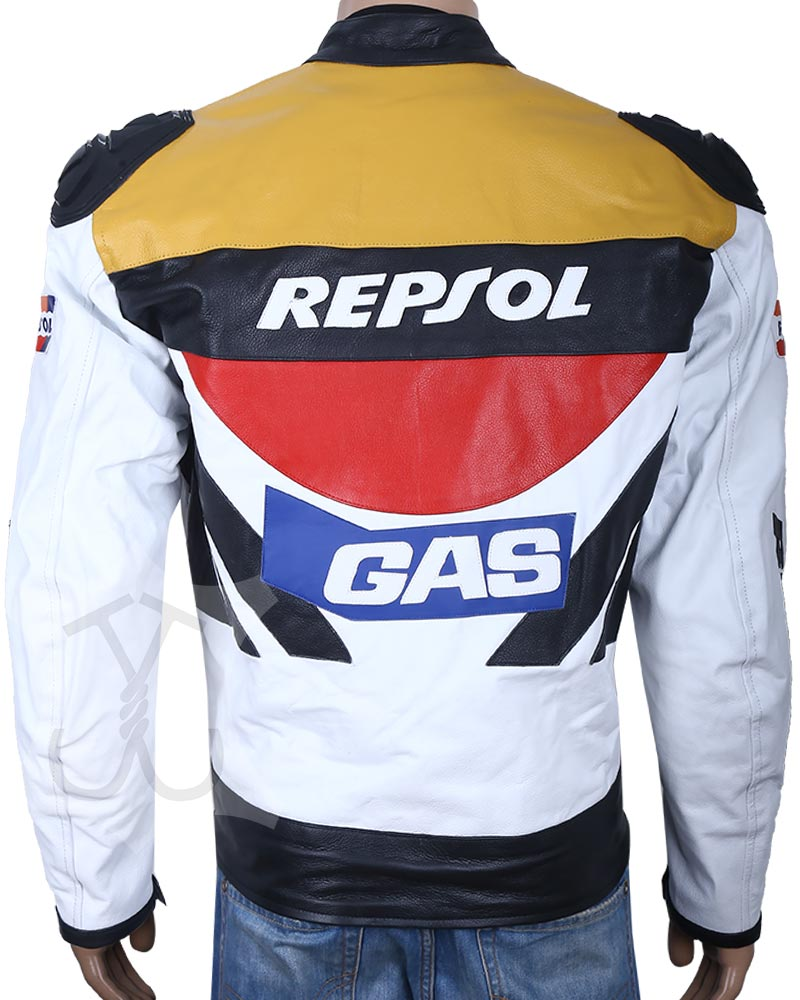 Biker Fans Leather Jacket