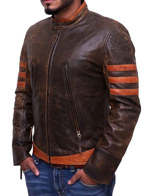 Brown Wolverine Jacket