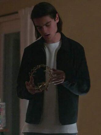 Felix Mallard Locke & Key Jacket
