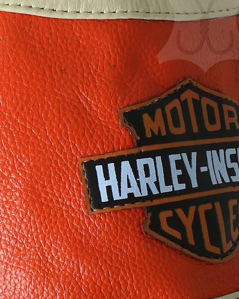 Harley Davidson Leather Biker Jacket