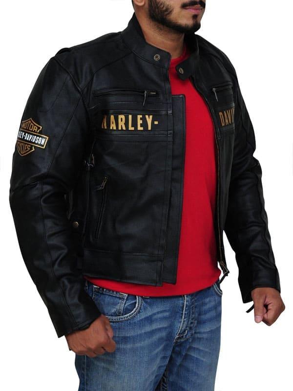 Harley Davidson Men Passing Jacket