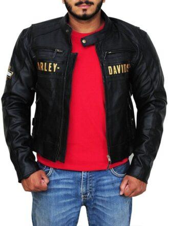 Harley Davidson Triple Vent Jacket