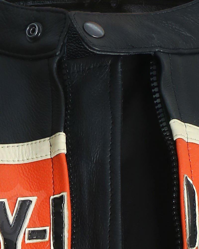 Harley Davidson Victory Lane Black Jacket