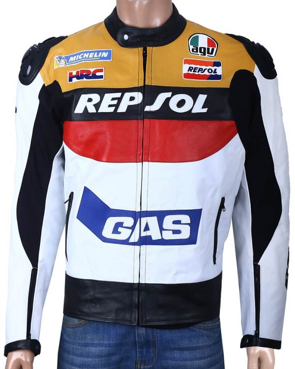 Honda Repsol Leather Jacket