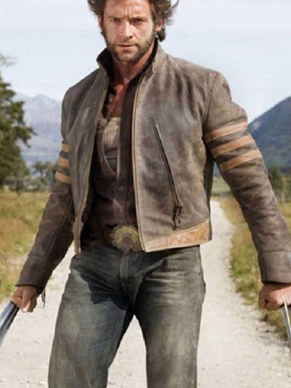 Hugh Jackman X-Men Jacket