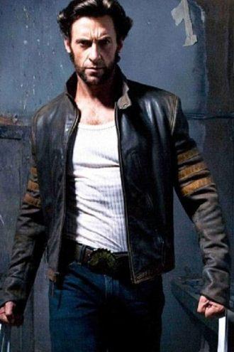 Hugh Jackman X-Men Wolverine Jacket