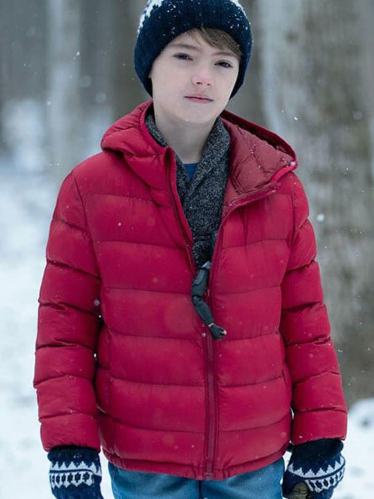 Jackson Robert Scott Locke & Key Jacket