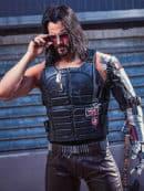 Johnny Silverhand Cyberpunk 2077 Vest