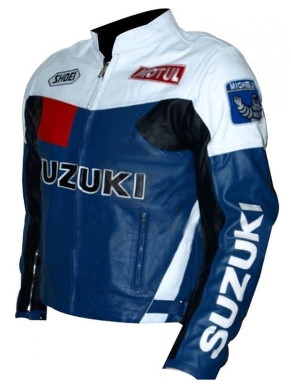 Suzuki Biker Jacket