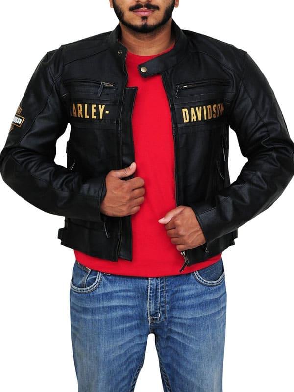 Triple Vent Jacket