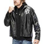 WWE DA Logo Dean Ambrose Jacket