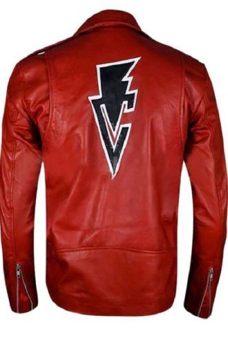 WWE Finn Balor Red Jacket
