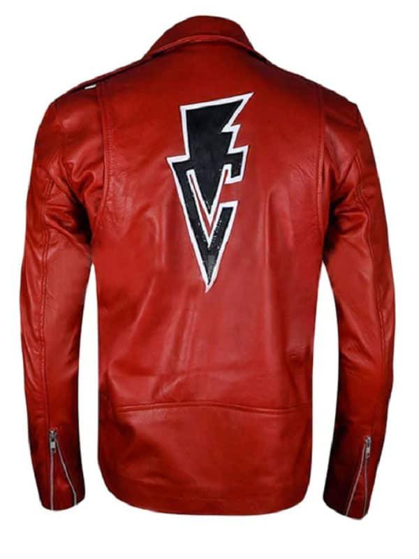 WWE Finn Balor Red Jacket
