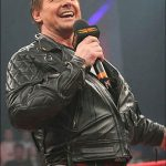 WWE Rowdy Roddy Piper Leather Jacket