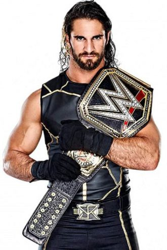 WWE Seth Rollins Vest
