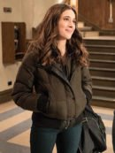 Chicago P.D. Hailey Upton Puffer Jacket