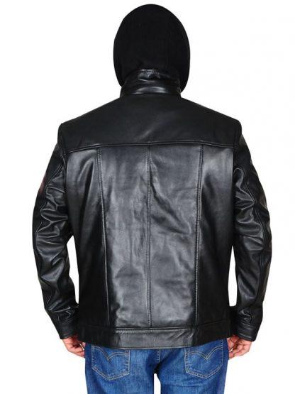 Chicago P.D. Jesse Lee Soffer Leather Jacket