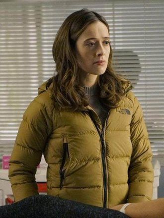 Chicago P.D. Kim Burgess Puffer Jacket
