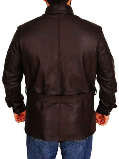Sons of Anarchy Ray McKinnon Leather Jacket