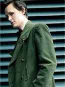 11th Doctor Who Green Coat