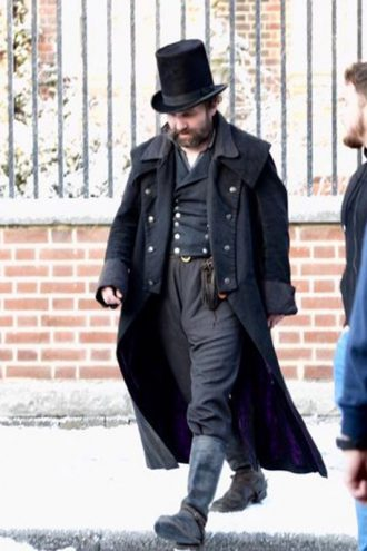 A Christmas Carol Tom Hardy Victorian Coat