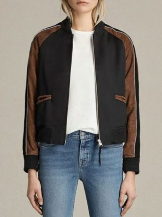 Alisha Boe 13 Reason Why SO3 Bomber Jacket