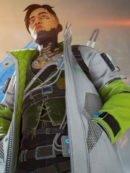 Apex Lengends Green & White Jacket