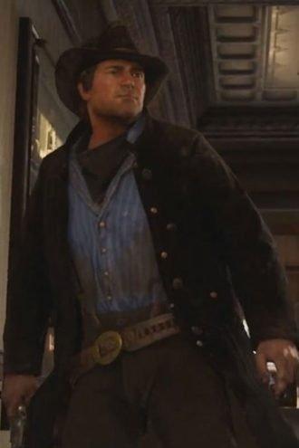 Arthur Morgan Red Dead Redemption II Wool Coat