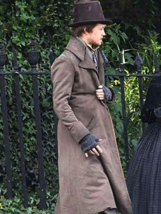 Bob Cratchit A Christmas Carol Coat