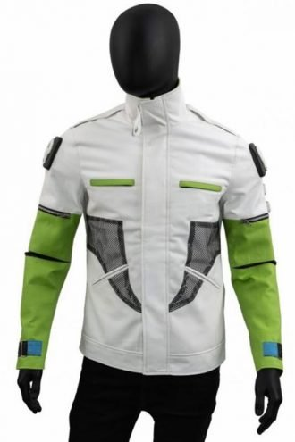 Crypto Apex Legends Season 3 White Jacket