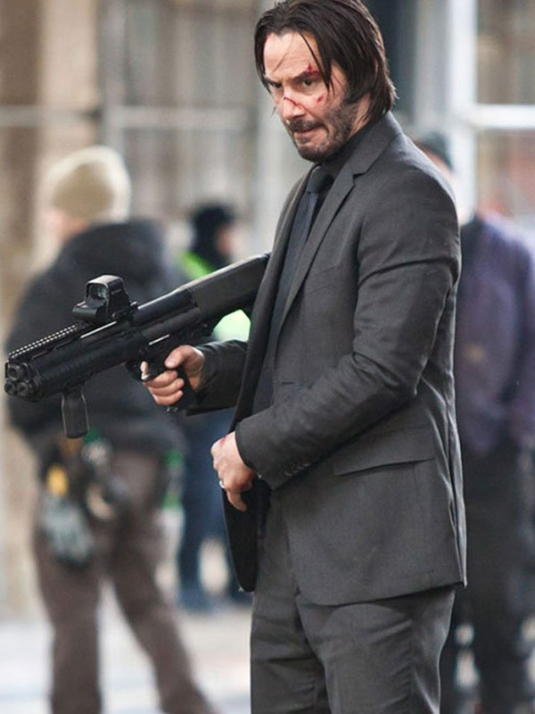 John Wick Chapter 3 Parabellum Suit