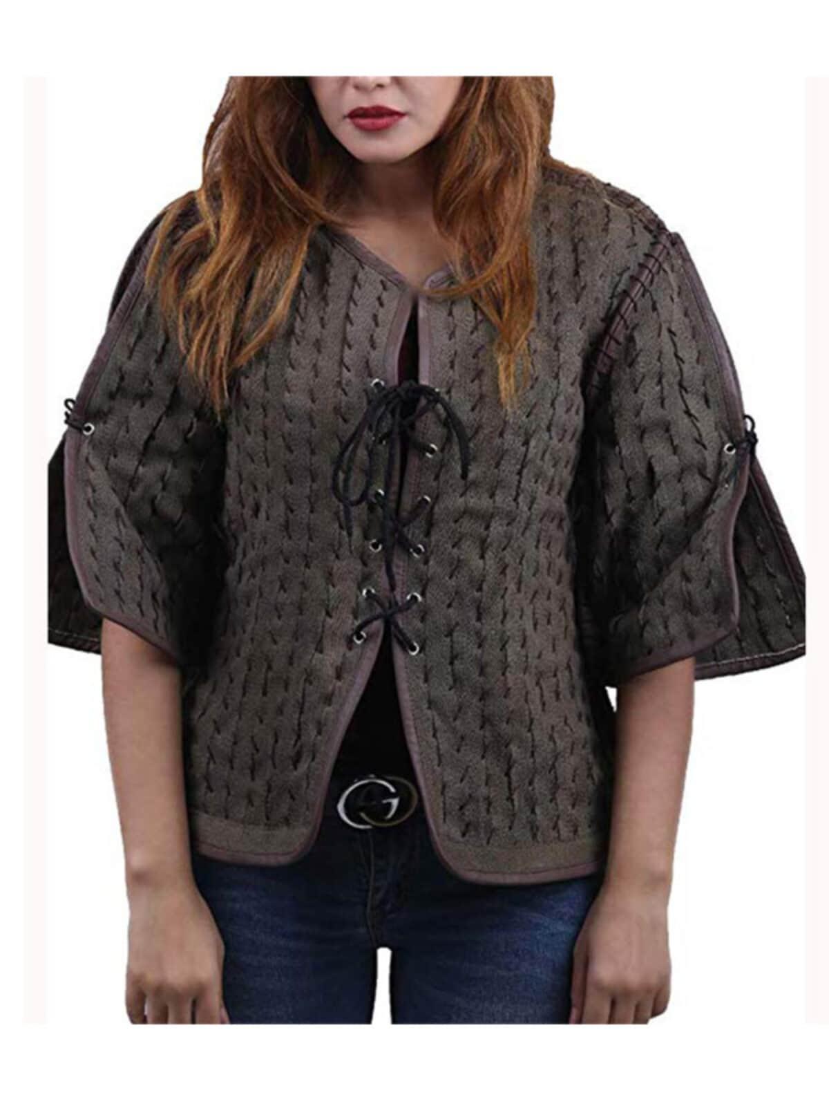 Maisie Williams Game Of Thrones Jacket