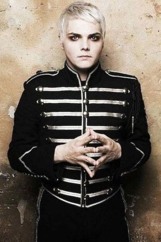 My Chemical Romance Black Parade Jacket