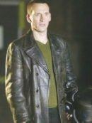 Ninth Doctor Christopher Eccleston Black Jacket