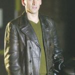 Ninth Doctor Christopher Eccleston Black Jacket
