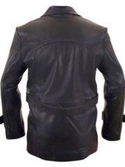 Ninth Doctor Who Leather Jacket
