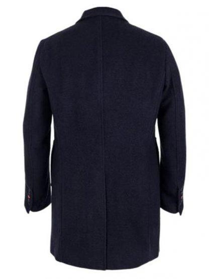 Peter Capaldi Blue Coat