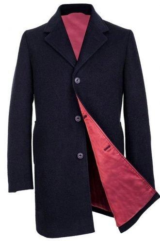 Twelfth Doctor Peter Capaldi Wool Coat